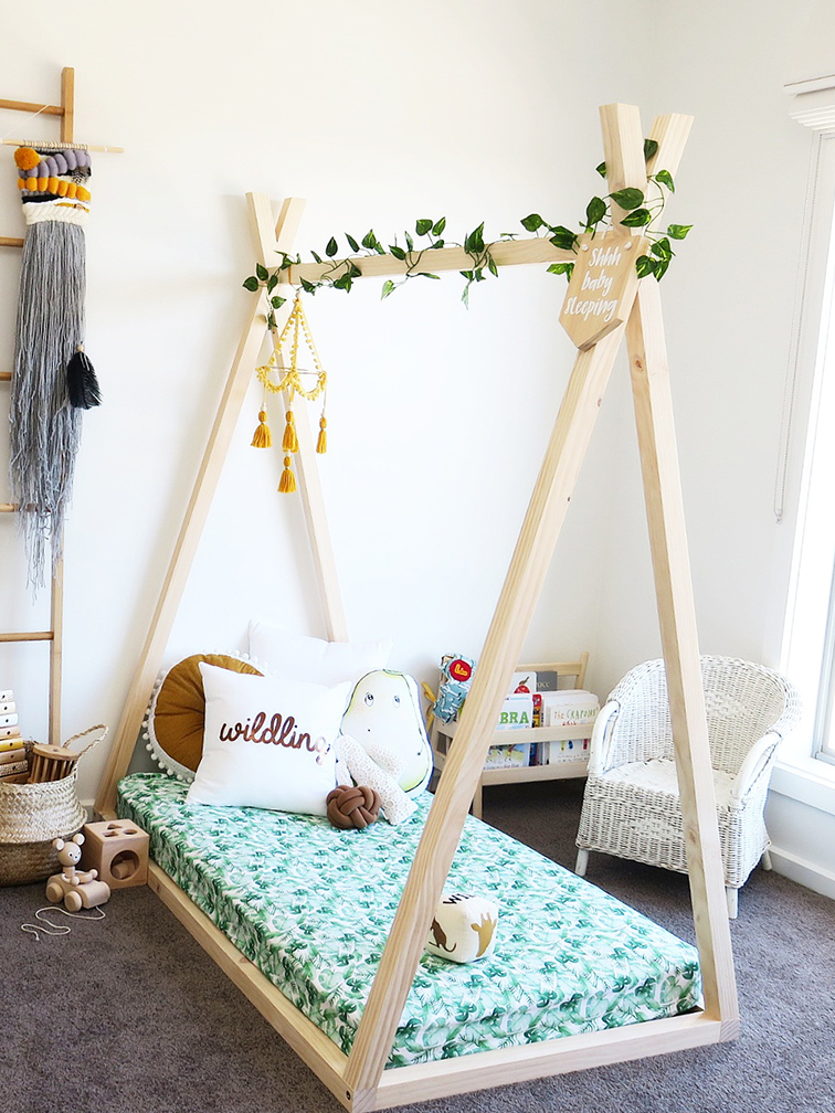 Teepee Bed Category